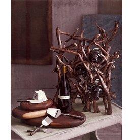 Roost Driftwood Wine Rack