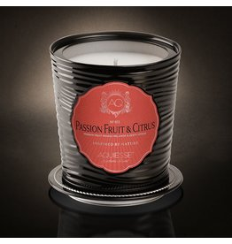 Aquiesse Passion Fruit & Citrus Tin Candle