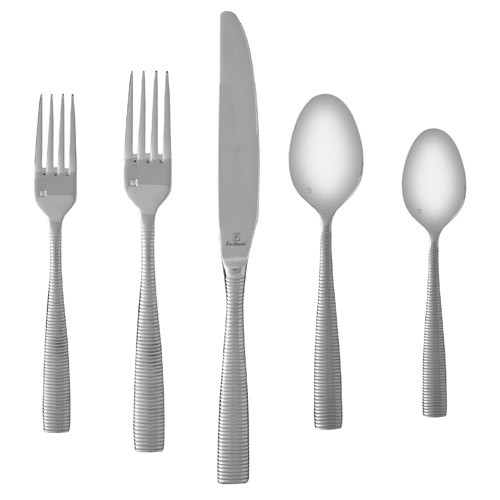 SS Ringo 5pc Place Setting, Boxed