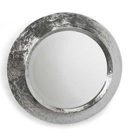 Regina Andrew Plated Nickel Convex Mirror
