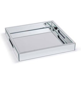 Mirrored Tray, Small