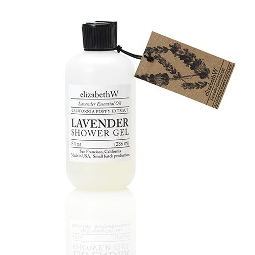 Lavender Shower Gel, 8 fl.oz.