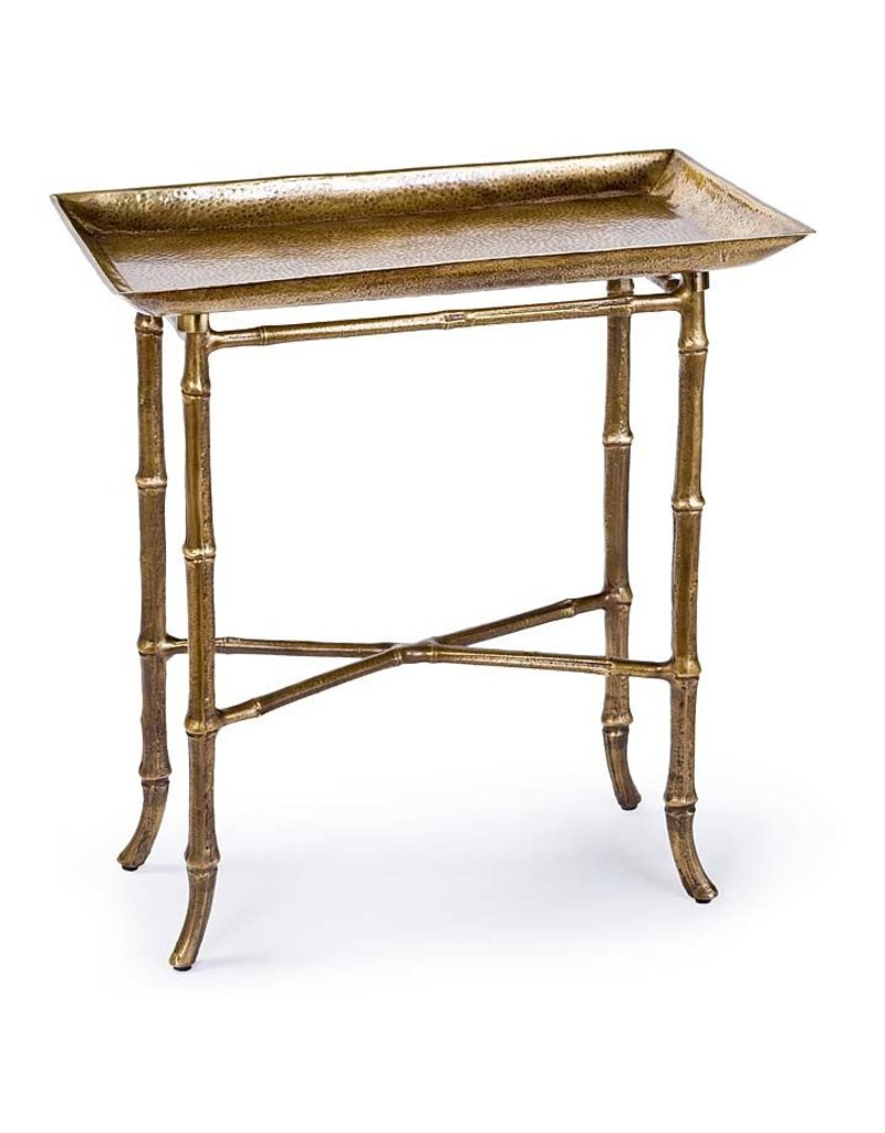 Regina Andrew Antique Brass Bamboo Tray Table Regina Andrew Antique Brass  Bamboo Tray Table. What. What Is Considered Antique Furniture ... - What Is Considered Antique Furniture Antique Furniture