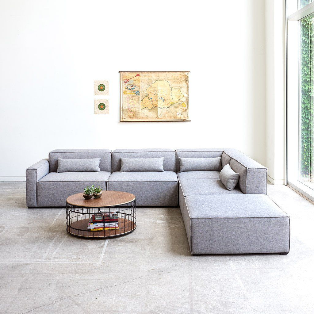 Mix Modular Sectional, Right Arm