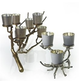 Accent Decor Wildwood, Silver