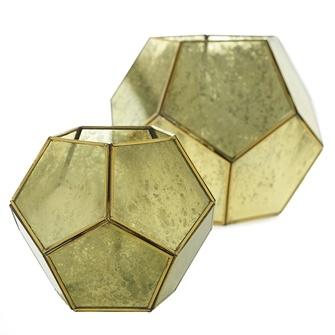 """Golden Lantern - 13.25x10"""""""