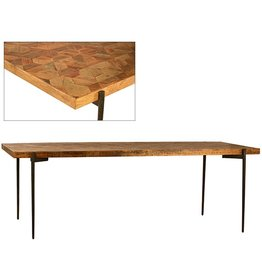 Dovetail RIBDON DINING TABLE