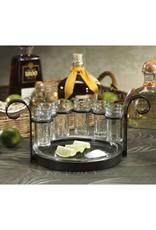Fiesta Six-shot Tequila Set