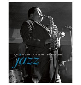 National Book Network Jazz The Iconic Images of Ted Williams