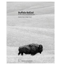 National Book Network Buffalo Ballad: On the Trail of an American Icon