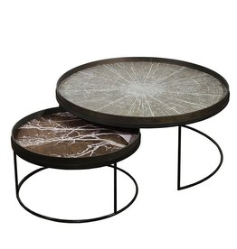 Ethnicraft USA LLC Small Low Round Table Base