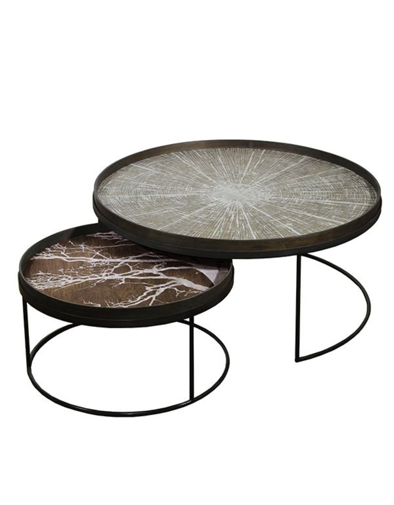 Ethnicraft USA LLC Large Low Round Table Base