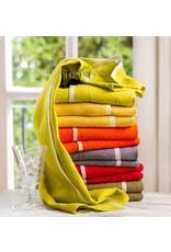 """Chunky Linen LIME Hand Towel 20""""x30"""""""