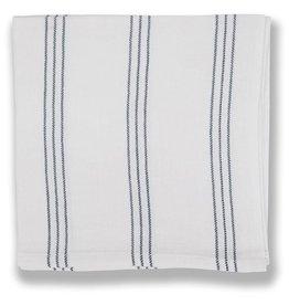 Couleur Nature Amalfi Napkins Navy Stripe Set of 4