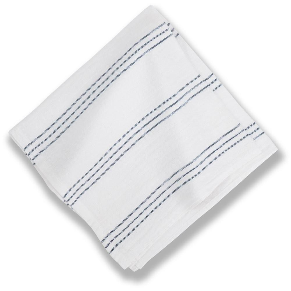 Amalfi Napkins Navy Stripe Set of 4