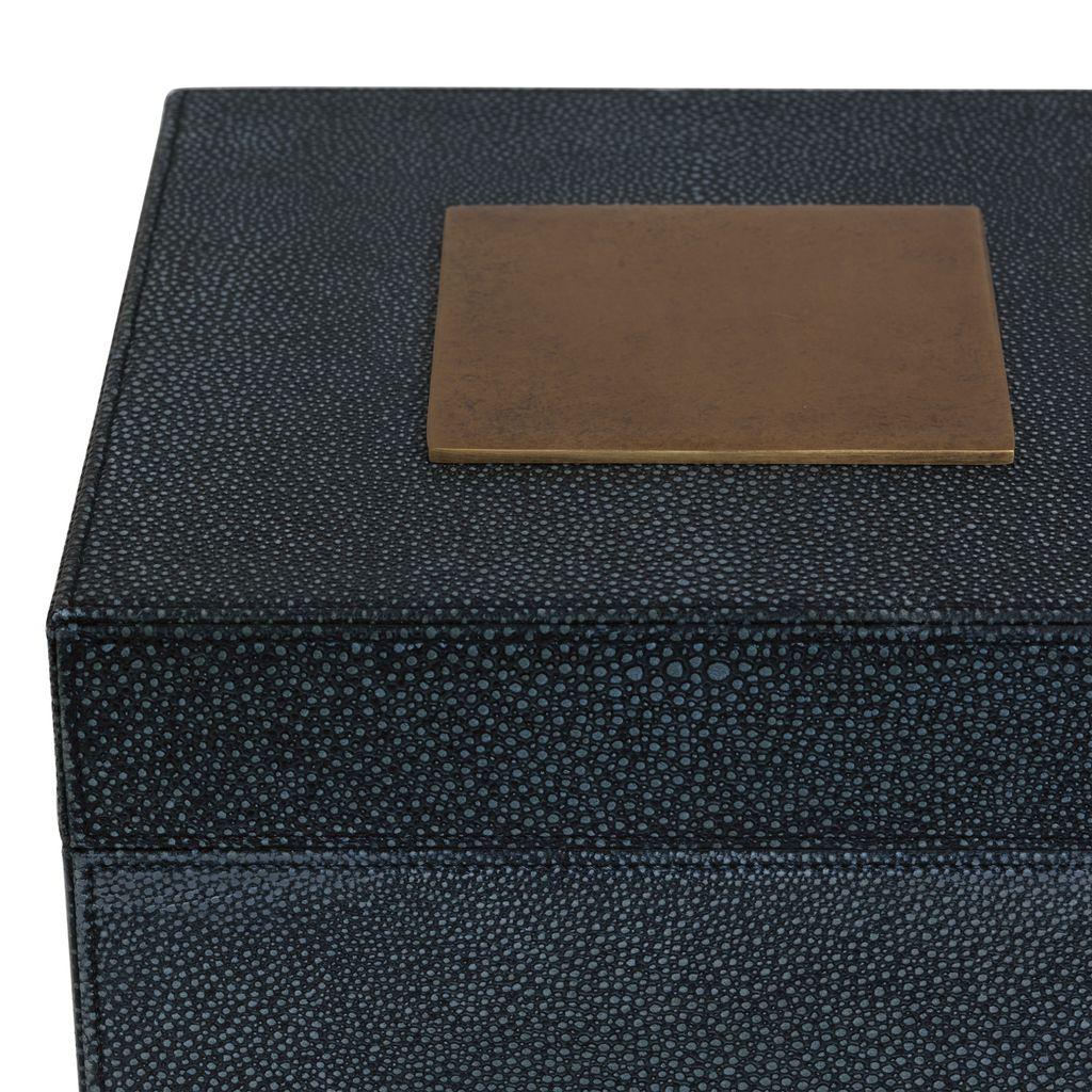 Cairo Box, Grey