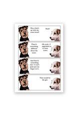 Gin Dog Card