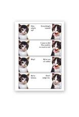 Vodka Kitten Card