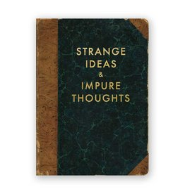 Mincing Mockingbird Strange Ideas & Impure Thoughts Journal