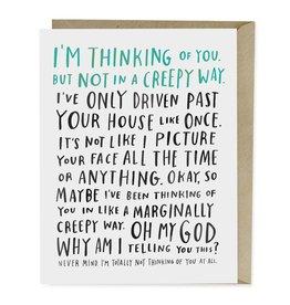 Emily McDowell Studio Awkward Think of You Card