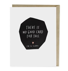 Emily McDowell Studio No Good Card for This Empathy Card