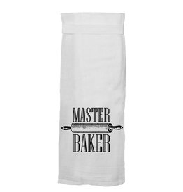 Twisted Wares Master Baker Towel