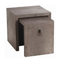 Equus Nesting Side Tables, Set of 2