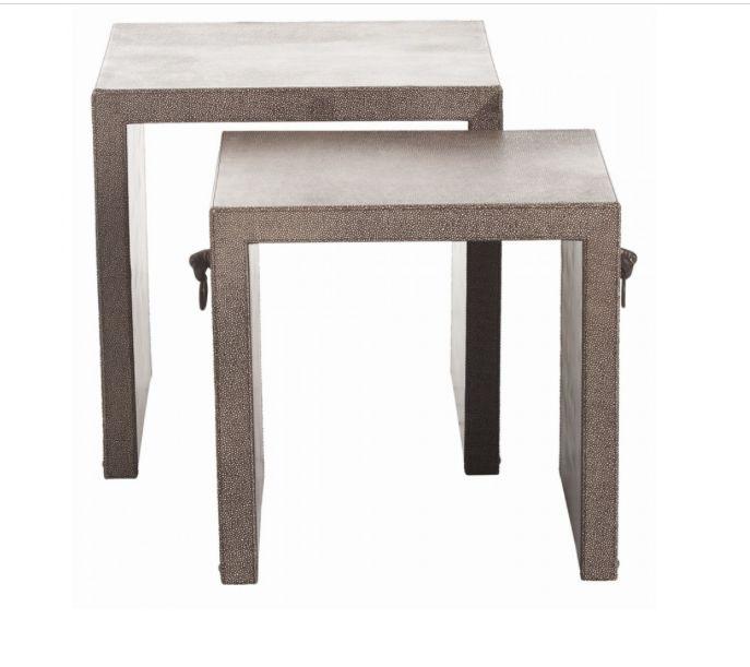 EQUUS NESTING TABLES