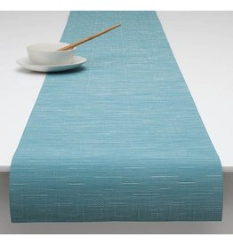 Chilewich Bamboo Table Runner 14x72 TEAL