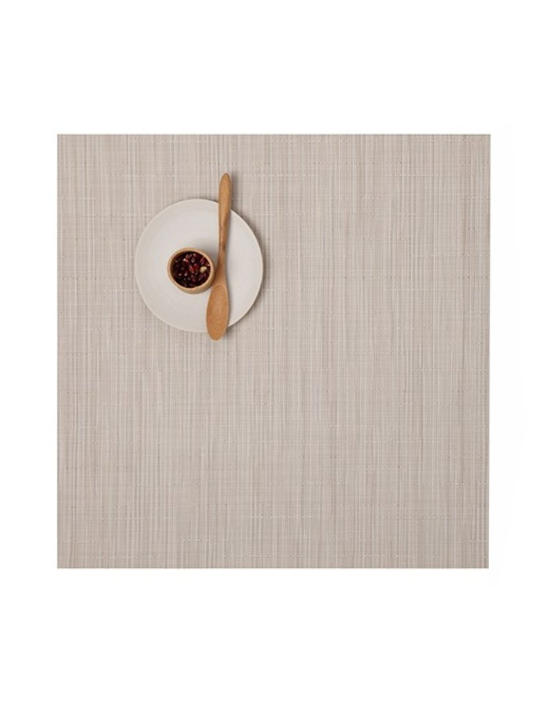 Chilewich Bamboo Table Mat 13x14 CHINO