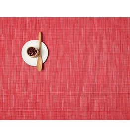 Chilewich Bamboo Table Mat 14x19 POPPY