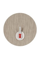 Chilewich Bamboo Table Mat 15 Round OAT