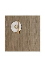 Chilewich Bamboo Table Mat 13x14 CAMEL