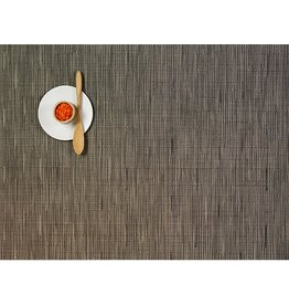 Chilewich Bamboo Table Mat 14x19 CHARCOAL