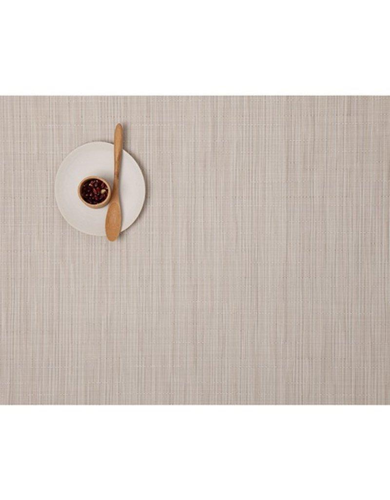 Chilewich Bamboo Table Mat 14x19 CHINO
