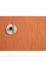 Chilewich Bamboo Table Mat 14x19 MANDARIN