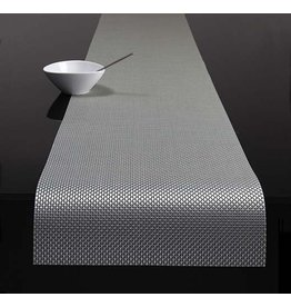 Chilewich Basketweave Table Runner 14x72 ICE