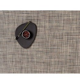 Chilewich Basketweave Table Mat 14x19 BARK