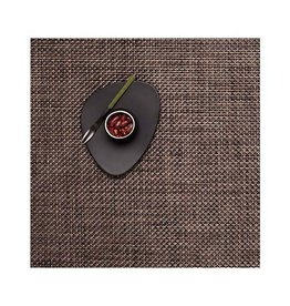 Chilewich Basketweave Table Mat 13x14 EARTH