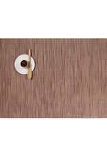 Chilewich Bamboo Table Mat 14x19 BRICK