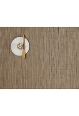 Chilewich Bamboo Table Mat 14x19 CAMEL