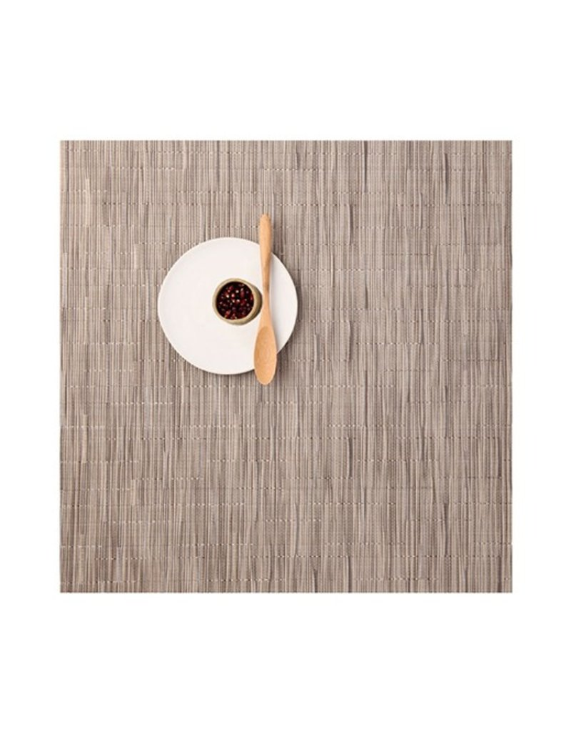 Chilewich Bamboo Table Mat 13x14 DUNE