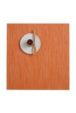 Chilewich Bamboo Table Mat 13x14 MANDARIN