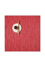 Chilewich Bamboo Table Mat 13x14 POPPY
