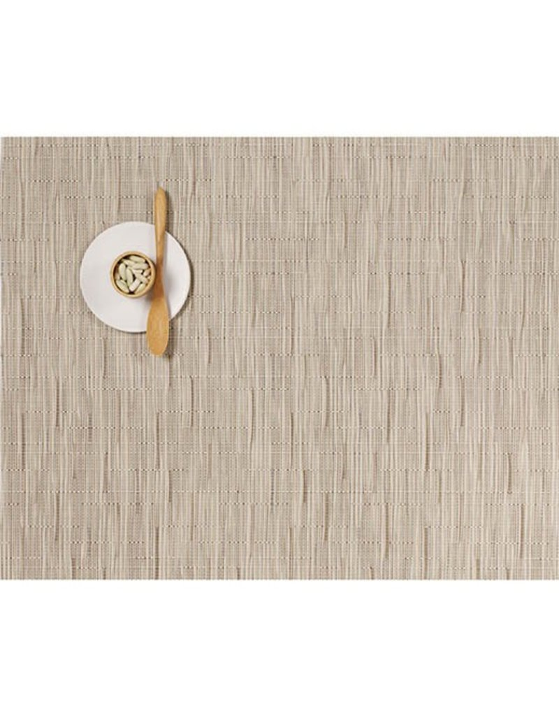 Chilewich Bamboo Table Mat 14x19 OAT