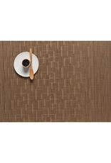 Chilewich Bamboo Table Mat 14x19 AMBER