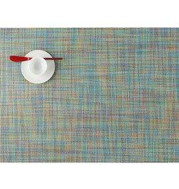 Chilewich MiniBasket Table Mat 14x19 GARDEN