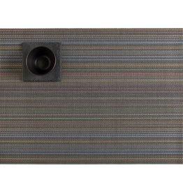 Chilewich Multi Stripe Mat 14x19 JEWEL