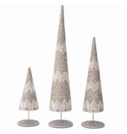 Napa Home and Garden BEADED TABLE TREES