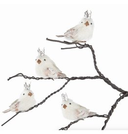 Napa Home and Garden BIRD PRINCE ORNAMENT